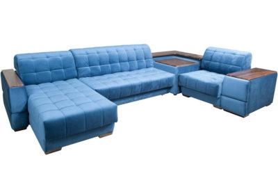 Модульный диван Ковчег от производителя Мануфактура уюта