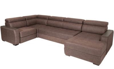 Модульный диван Mini Best-3 от производителя Мануфактура уюта