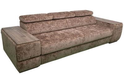 Прямой диван Макс фабрика Мануфактура уюта
