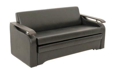 выкатной прямой диван Клаус-6
